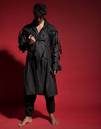 fw18 menswear collection by bianca popp